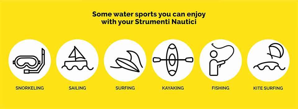 10 Strumenti Nautici Automatic Tourbillon Watch